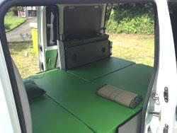屋久島レンタカー:日本初 格安!!車中泊宿レンタカー